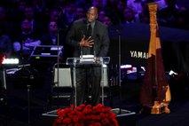 Legendarni Jordan: Ob Kobejevi smrti je umrl del mene