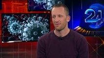 Mikrobiolog: Ni me strah koronavirusa, me je pa zelo strah človeške neumnosti