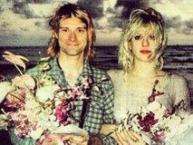 Courtney Love ob 28. obletnici poroke delila čustveni poklon Kurtu Cobainu