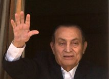 Umrl nekdanji predsednik Egipta Hosni Mubarak