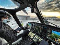 Znova več nesreč v gorah: helikopter SV poletel najmanj petkrat