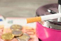 Dražijo se cigareti in tobačni izdelki