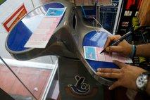 Loterija: zakonca razkrila, kaj bosta storila z milijoni