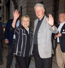 Hillary Clinton spregovorila o moževi aferi z Monico Lewinsky