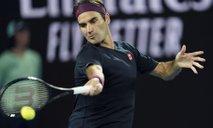Federer premagal bolečine ter Sandgrena in se uvrstil v polfinale OP Avstralije