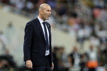 Bo Zidane nadaljeval z zmagovitim nizom Lige prvakov?