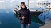 11-letni dirkač Nik Ščulac želi postati svetovni prvak v formuli 1
