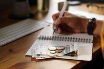 Tako boste pripravili osebni mesečni proračun