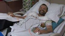 48-letnik z Islandije prestal prvo dvojno presaditev rok in ramena na svetu
