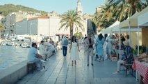Salma Hayek in Owen Wilson v napovedniku: prizori iz Dubrovnika in Splita