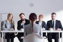 Zablestite na zaposlitvenem intervjuju