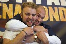 Fury se je pred dvobojem z Wilderjem razšel s trenerjem