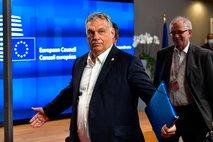 Madžarska vztraja pri vetu, stranka Fidezs povzročila nova trenja v EPP