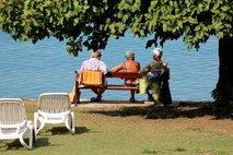 65-letnica se je odselila v tujino, kjer s pokojnino živi odlično