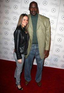 Yvette Prieto in Michael Jordan