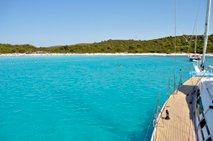 Na tej hrvaški plaži se otepajo turistov