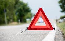 V prometni nesreči pri Novi Gorici umrl motorist