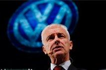 Bivši šef Volkswagna: 2.700 evrov pokojnine - na dan
