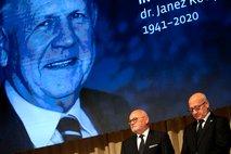 Kocijančič posthumno prejel srebrni red Moka kot tretji Slovenec v zgodovini