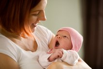 Kako mamin stres vpliva na otroka?