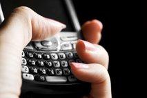 Pisanje SMS-sporočila