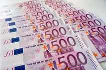 Vlada za financiranje dodatka za javne uslužbence mesečno namenila 39,2 milijona evrov