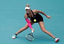 Polona Hercog nemočna proti prvi nosilki turnirja