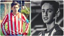 Atletico zavit v črno: umrl 14-letni član ekipe