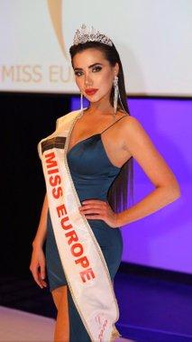 Srbkinja Ljubica Rajković osvojila laskavi naziv: postala je miss Evrope