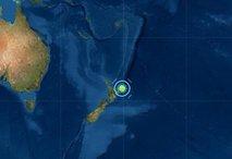 Močan potres stresel Novo Zelandijo, obalnim mestom grozi cunami
