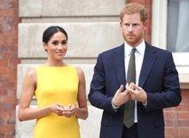 Meghan in princ Harry: Hvala za tvoje služenje domovini, pogrešali te bomo