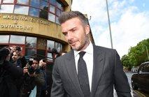 Udarec za Beckhamov klub: zemljišče stadiona 'zastrupljeno'