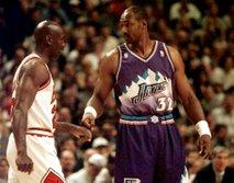 Malone: Vsi se sprašujejo, ali je bil Jordan slab, toda tudi jaz sem bil pesjan