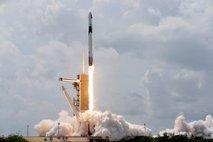 Nasina misija na Jupitrovo luno Evropa v roke SpaceX