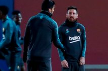 Barcelona potrdila Messijevo poškodbo