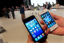 Iphone 5 in 4S