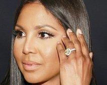 Zvezdnica izgubila prstan v vrednosti štirih milijonov