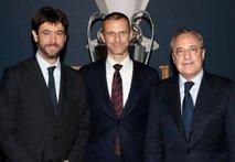 Madridski AS o evropski superligi: Čeferin ustavil Perezov projekt
