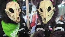 Izjemna predanost: več mesecev izdelujejo izvirne kostume