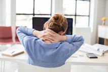 Triki, kako se izogniti neprijetnim posledicam dela od doma