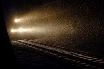 Tovorni vlak povozil osebo na železniški postaji v Ljubljani