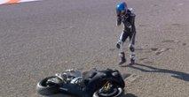 Marqueza oba v pesku na testiranju, mlajši Alex že po nekaj krogih