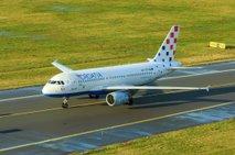 Hrvaška v prodajo Croatie Airlines, a ne po zgledu Adrie Airways