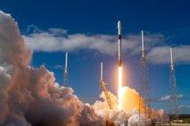 Space X v vesolje izstrelil 60 novih satelitov