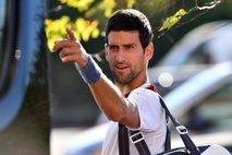 Novak je spet dokazal, da ima veliko srce