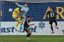 Real po novi bledi predstavi le do točke proti Villarealu