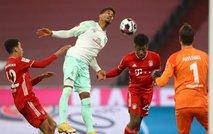 Bayern le do točke proti Werderju, Leipzig zapravil priložnost za skok na vrh