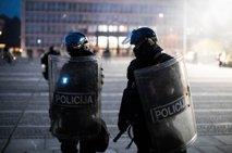 Policija opozarja, da bo morebitne shode nadzorovala