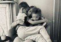 Hilary Duff po karanteni najprej objela otroka