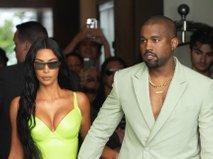 Kanye ni navdušen nad golo Kim